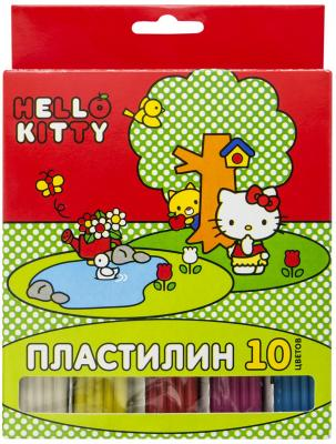 Пластилин Action! Hello Kitty 10 цветов HKO-AMC10-200-2 20cm kawai hello kitty plush toys high quality stuffed dolls for girls kids toys gift action