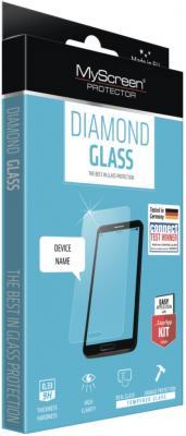 Защитное стекло прозрачная Lamel MyScreen DIAMOND Glass EA Kit для iPhone 6S Plus iPhone 6 Plus 0.33 мм