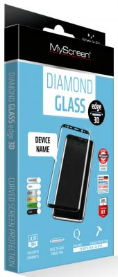 Защитное стекло Lamel MyScreen 3D DIAMOND Glass EA Kit для Samsung Galaxy S7 Edge серебристый