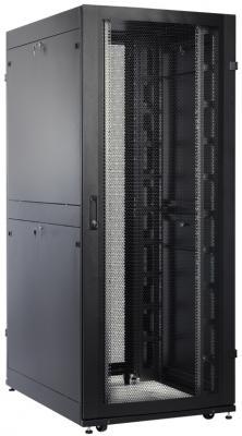 Шкаф напольный 48U ЦМО ШТК-СП-48.8.12-48АА-9005 800x1190mm дверь перфорированная черный