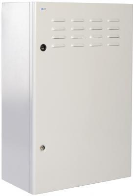 лучшая цена Шкаф настенный 9U ЦМО ШТВ-Н-9.6.5-4ААА 600x530mm пер.дв.стал.лист несъемные бок.пан. серый