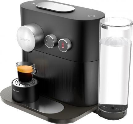 Кофеварка DeLonghi Nespresso EN350.G серый черный