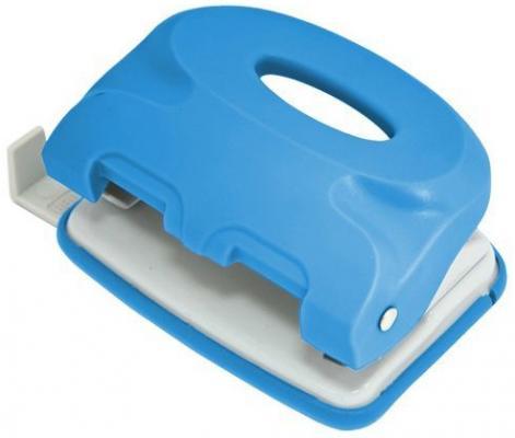 Дырокол Index Colourplay 10 листов неоновый голубой ICP110/BU дырокол index colourplay на 10 листов пластиковый корпус неоновый зелёный icp110 gn