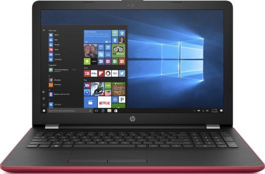Ноутбук HP 15-bs051ur (1VH50EA) ноутбук hp 15 bw059ur 2bt76ea 2bt76ea