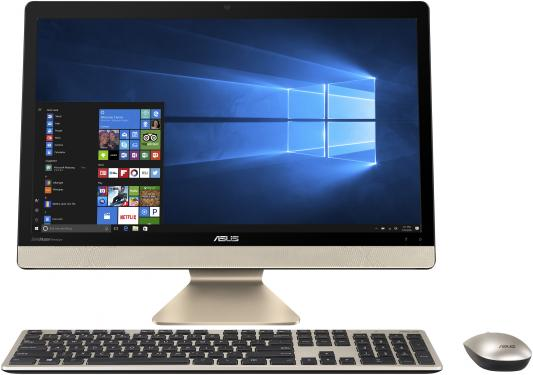 Моноблок 21.5 ASUS V221ICUK-BA031T 1920 x 1080 Intel Core i3-7100U 4Gb 1 Tb Intel HD Graphics 620 Windows 10 черный 90PT01U1-M00410 моноблок 21 5 asus v221icgk ba012t 1920 x 1080 intel core i3 7100u 8gb 1tb nvidia geforce gt 930мх 2048 мб windows 10 черный 90pt01u1 m00800