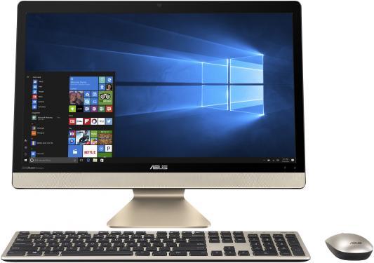 """Моноблок 21.5"""" ASUS V221ICUK-BA031T 1920 x 1080 Intel Core i3-7100U 4Gb 1Tb Intel HD Graphics 620 Windows 10 черный 90PT01U1-M00410"""