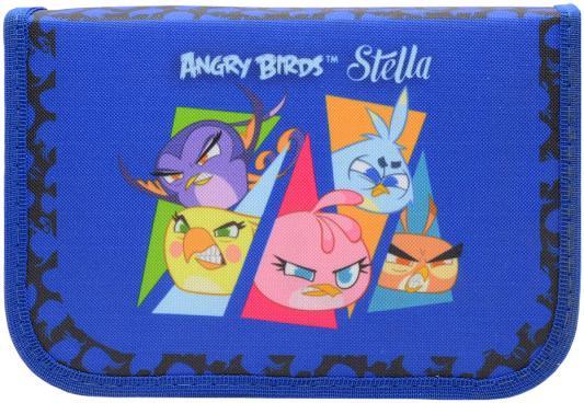 Пенал на одно отделение Action! Stella by Angry Birds SA-APC4201/1 в ассортименте stomer sa 18 1 5li