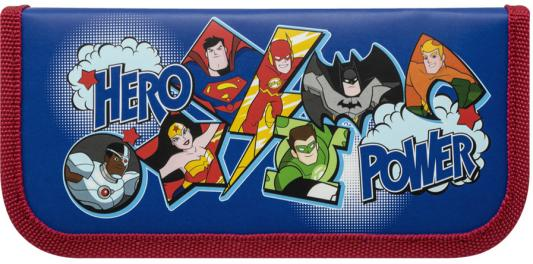 Пенал на одно отделение Action! DC Comics DC-APC01-01 цена