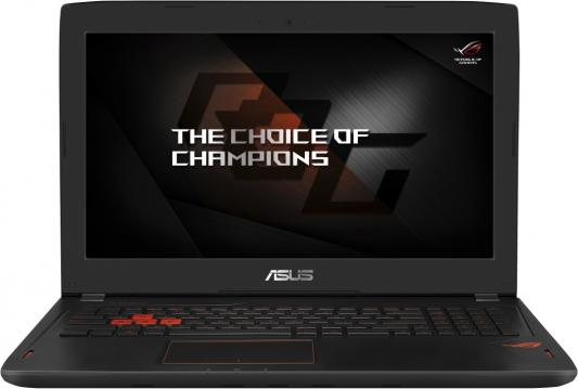 "Ноутбук Asus GL502VS-FI399T i7-7700HQ (2.8)/32G/1T+256G SSD/15,6""UHD AG IPS/NV GTX1070 8G/G-sync/noODD/BT/Win10 Black, Metal 90NB0DD1-M05600"