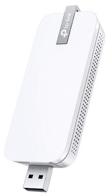Ретранслятор TP-LINK TL-WA820RE 802.11n 300Mbps 2.4 ГГц USB белый маршрутизатор tp link tl wr842nd ru 802 11bgn 300mbps 2 4 ггц 4xlan usb rj 45 rj 45 usb белый