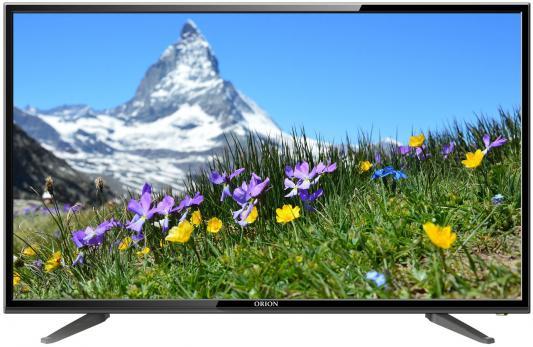 Телевизор Orion OLT-32400 черный led телевизор orion olt 32102