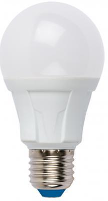 Лампа светодиодная (UL-00002004) E27 10W 6500K груша матовая LED-A60 10W/DW/E27/FR PLP01WH лампа светодиодная uniel led a60 11w ww e27 fr dim plp01wh