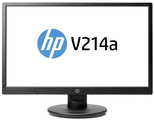 Монитор 21 HP V214a монитор aoc 21 5 e2270swdn e2270swdn