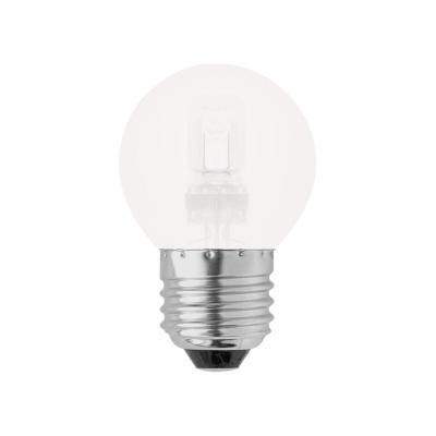 Лампа галогенная шар Uniel 05220 E27 42W HCL-42/FR/E27 globe