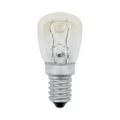 Лампа накаливания (01854) E14 15W груша прозрачная IL-F25-CL-15/E14