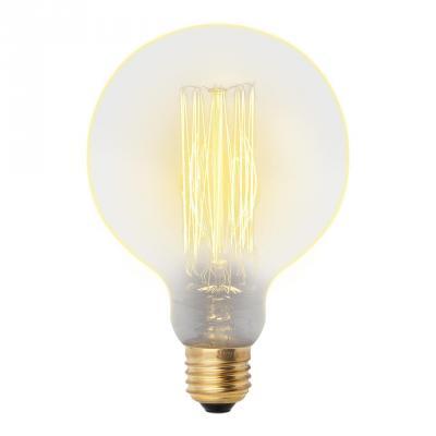 Лампа накаливания (UL-00000480) E27 60W шар золотистый IL-V-G125-60/GOLDEN/E27 VW01