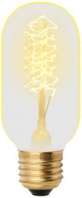 Лампа накаливания (UL-00000486) E27 40W колба золотистая IL-V-L45A-40/GOLDEN/E27 CW01 от 123.ru