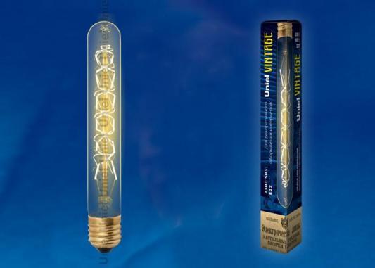 Лампа накаливания (UL-00000484) E27 60W колба золотистая IL-V-L28A-60/GOLDEN/E27 CW01 от 123.ru