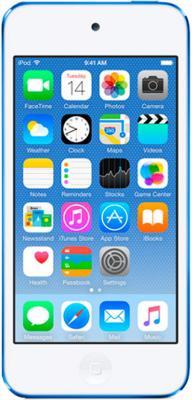 Плеер Apple iPod touch 128Gb MKWP2RU/A синий