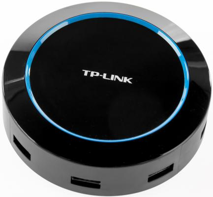 Сетевое зарядное устройство TP-LINK UP540 5 х USB 8А черный tp link tl wn851n 300m беспроводная pci карта