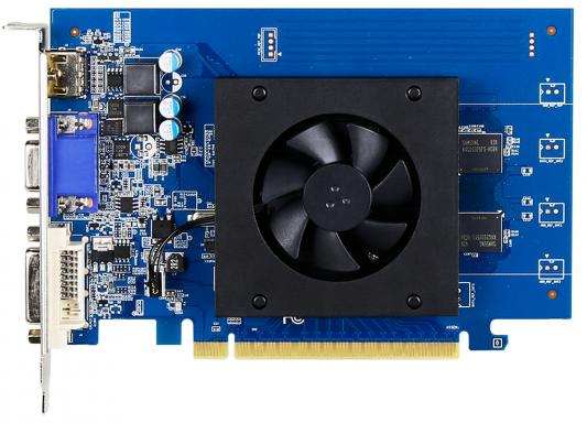 Видеокарта GigaByte GeForce GT 710 GV-N710D5-1GI PCI-E 1024Mb 64 Bit Retail (GV-N710D5-1GI)