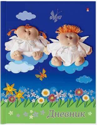Дневник для младших классов Альт Ангелы 40 листов линейка 10-011/25 от 123.ru