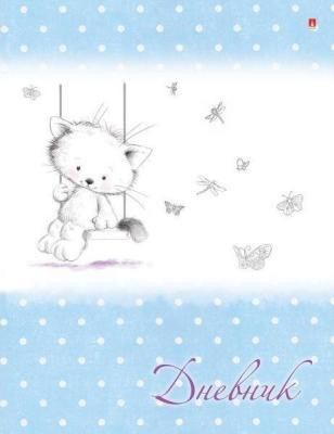 Дневник для младших классов Альт Мяу-мяу 40 листов линейка 10-002/04 Д от 123.ru