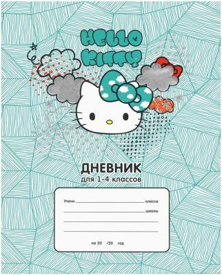 Дневник для младших классов Action! Hello Kitty линейка HKO-ADU-6 vittorio richi рюкзак детский с наполнением цвет голубой k05r5505