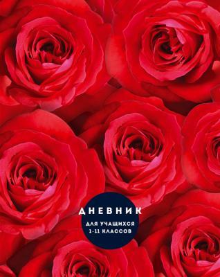 Дневник для старших классов Би Джи Испанская роза 48 листов линейка