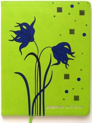 Дневник для старших классов Action! Flowers 48 листов линейка AD-114 в ассортименте