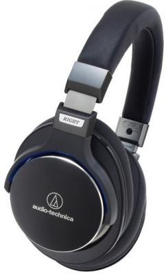 Гарнитура Audio-Technica ATH-MSR7 черный technica audio technica ath ckl220 моды уха телефон гарнитура компьютер черный