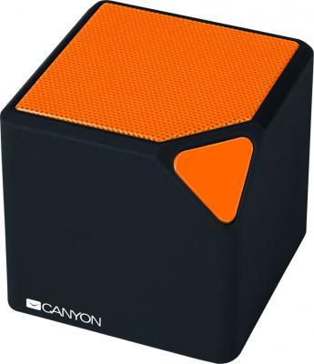 лучшая цена Портативная акустикаCanyon CNE-CBTSP2 черный/оранжевый
