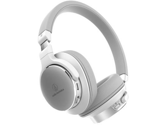 все цены на Гарнитура Audio-Technica ATH-SR5BT белый