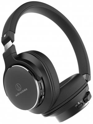 Гарнитура Audio-Technica ATH-SR5BT черный наушники audio technica ath sr5bt black