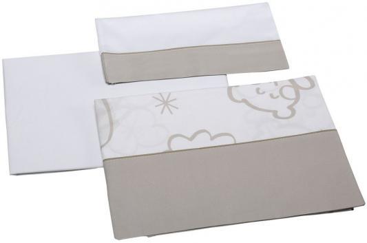 Постельное белье 120х60см 3 предмета Micuna Dolce Luce TX-821 (beige) постельное белье micuna cododo tx 1640 dots pink