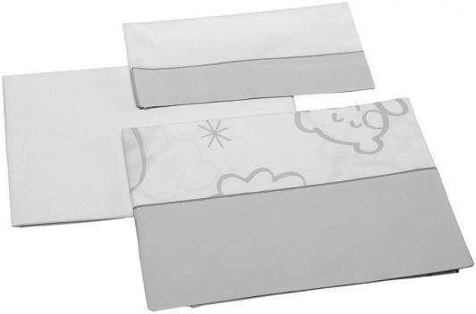 Постельное белье 120х60см 3 предмета Micuna Dolce Luce TX-821 (grey)