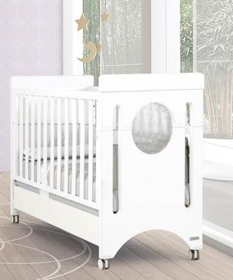 Кровать Micuna Baby Balance Relax (Микуна Бэби Бэлэнс Релакс) 120*60 white