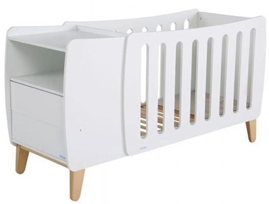 Кроватка Micuna Harmony Plus Relax (white)
