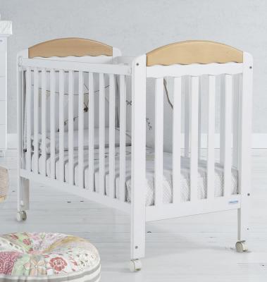 Кровать Micuna Judith (Микуна Джудит) 120*60 white/natural