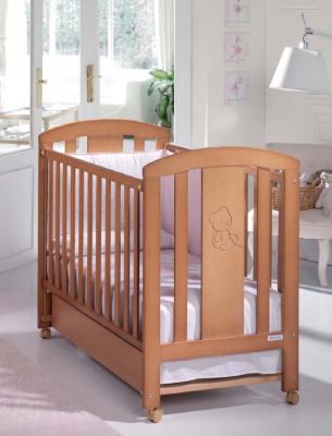 Кровать Micuna Nicole (Микуна Николе) 120*60 honey