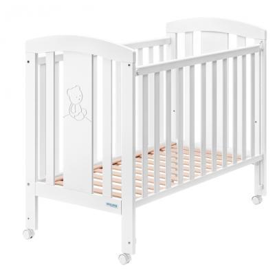 Кроватка Micuna Nicole (white)