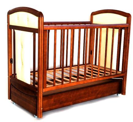 Кроватка Birichino Vera 120х60 814092