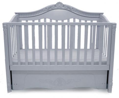 Кроватка-диван Birichino Victoria 140х70 (из 3-х частей)