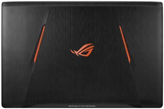 """Ноутбук ASUS ROG GL553VE-FY200T 15.6"""" 1920x1080 Intel Core i7-7700HQ 90NB0DX3-M02800"""