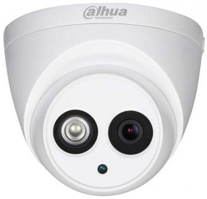 """Камера IP Dahua DH-IPC-HDW4431EMP-AS-0280B CMOS 1/3"""" 2.8 мм 2688 x 1520 H.264 H.264+ Н.265 H.265+ RJ-45 LAN PoE белый"""