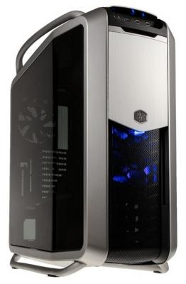 Корпус ATX Cooler Master COSMOS II Без БП серебристый RC-1200-KKN2 корпус cooler master elite 120 advanced black rc 120a kkn1 w o psu