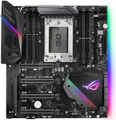 Фото - Материнская плата ASUS ROG ZENITH EXTREME Socket TR4 AMD X399 8xDDR4 4xPCI-E 16x 1xPCI-E 1x 1xPCI-E 4x 6 EATX Retail 60cm pci e 1x to 16x 1x 4x 8x 16x video card extender riser card with 6pin usb3 0 port power cable usb cable for btc mining