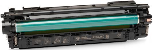 Картридж HP 657X CF472X для HP Color LaserJet Enterprise Flow M681z M682z M681dh M681f желтый 23000стр утюгhewlett packard hp color laserjet enterprise m750dn d3l09a