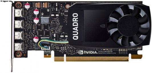 все цены на Видеокарта HP Quadro P1000 1ME01AA PCI-E 4096Mb GDDR5 128 Bit Retail