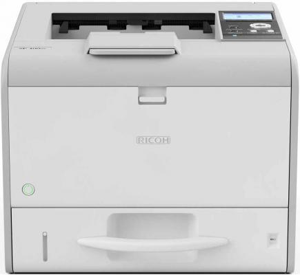 Принтер Ricoh SP 400DN черно-белый A4 30ppm 1200x1200dpi RJ-45 USB 408058